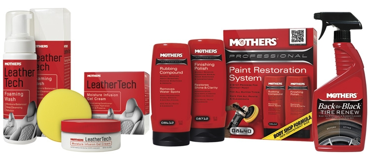 MOTHERS 2013 New Products