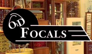 Old Focals: Hollywood's Vintage Eyewear Experts