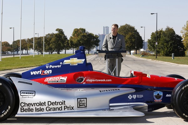 Detroit Belle ISle Grand Prix - photo by LAT
