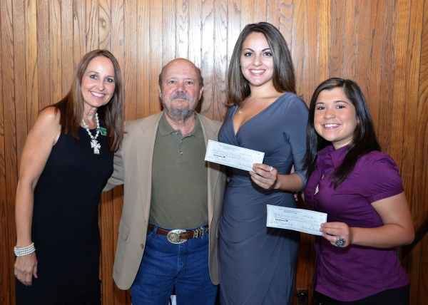 TAWA Scholarships Awarded by HArold Gunn