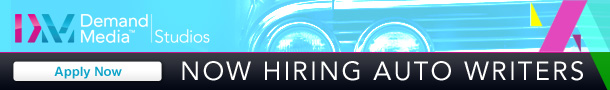 Demand Media - Hiring Automotive Writers