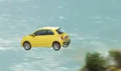 Fiat Commercial: Arianna + PitBull
