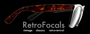 Retrofocals - new, vintage, sunglasses, readers and more.
