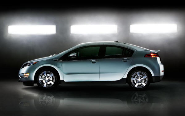 2011 Car of the Year Chevrolet Volt