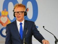 Chris Evans BBC Radio Host