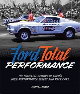 Marty Schorr's Ford Total Performance