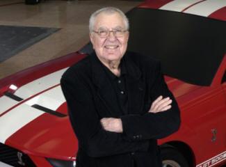 Carroll Shelby to receive Automotive Lifetime Achievement Award
