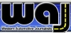 Logo: Western Automotvie Journalists