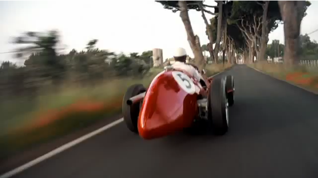 Shell Ferrari Commercial
