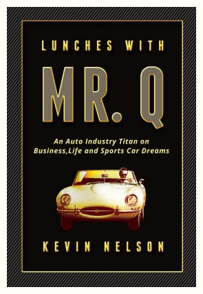 Lunches With Mr. Q written by Kevin Nelson