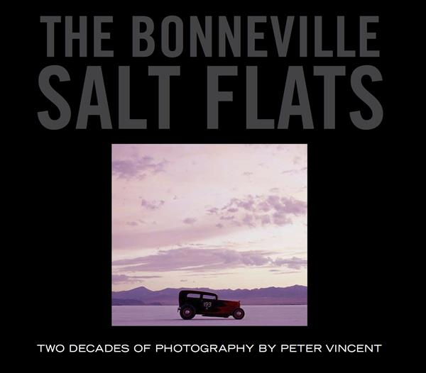 Book Cover - The Bonneville Salt Flats Two Decades of Photography
